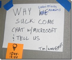 OCamp MSFT Topic