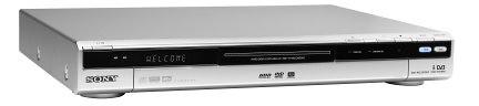 Sony Rdr-hxd 560