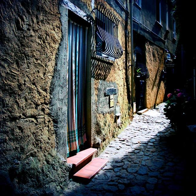 Une ruelle de San Antoninio