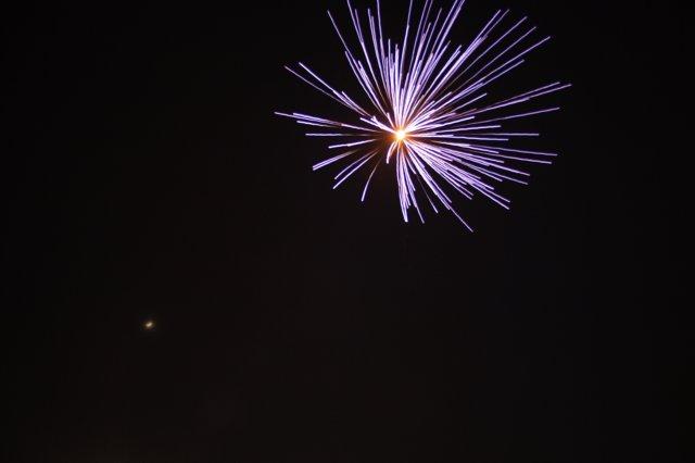 Fireworks at Madhavan Park, Jayanagar