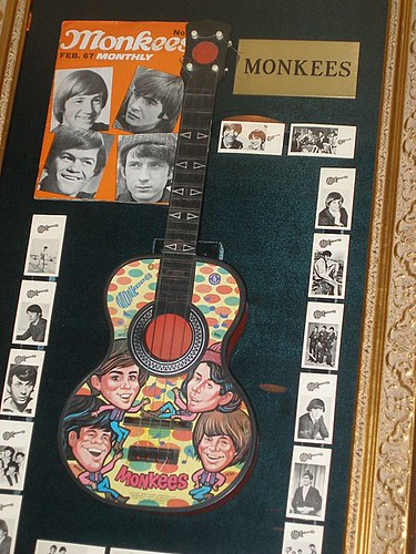 DID THE MONKEES REALLY PLAY THIS GUITAR?