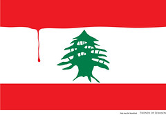 Help stop the bloodshed. Friends of Lebanon
