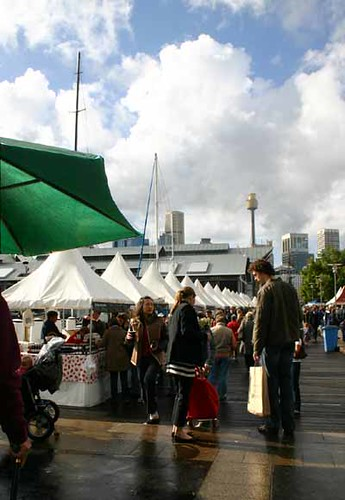 Good Living Pyrmont Growers Market