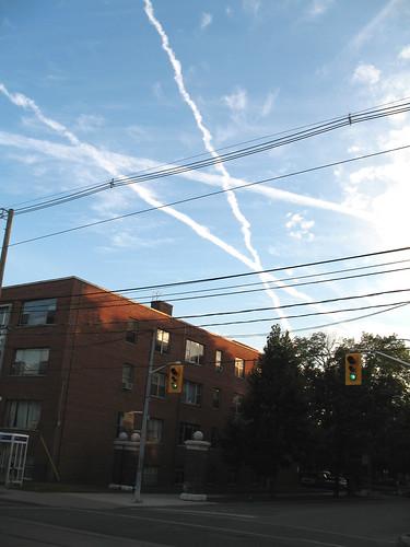 X Marks The Sky