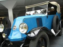 Michelin-Museum VII