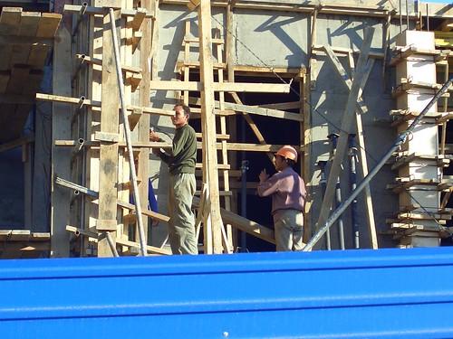 Китайцы на стройке \ Chinese on the building site