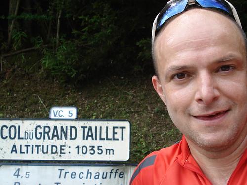 Col du Grand Taillet