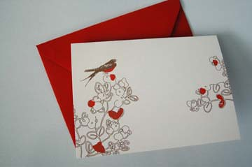 Fabulously Green: Good on Paper: Eco-friendly Cards :  greeting cards eco-friendly card recycled