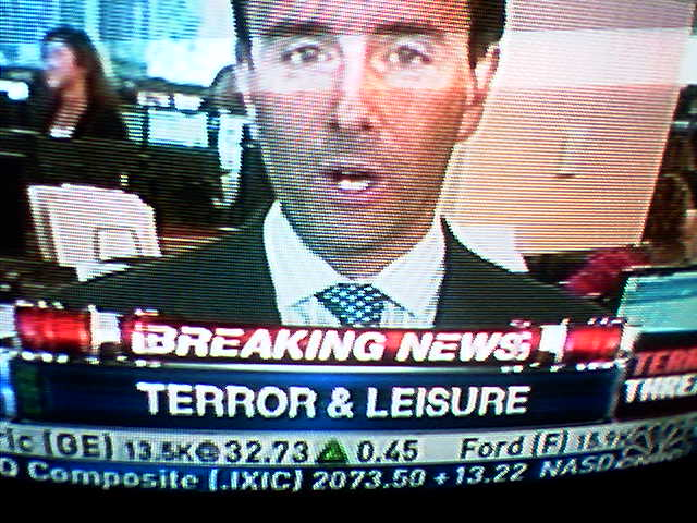 Terror & Leisure