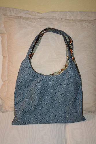 First swing bag