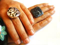 Manos y anillos