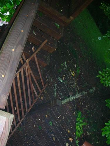 Wrecked Deck