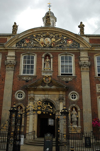 Worcester Town Hall
