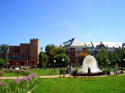 Кампус \ Campus