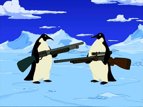 Penguins With Guns 06