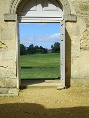 Doorway at Stowe