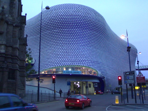 Selfridge's @ Bull Ring Birmingham