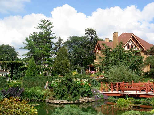 Allen Centennial Garden
