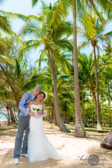 Clifton Beach Wedding photo by Andrew Gordon - Cairns Photography