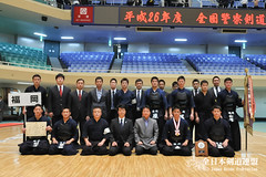 61th All Japan Police KENDO Tournament_073