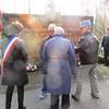 Champagney-Monument Brosset- novembre 2014 - délégation ADFL- Blandine Bongrand Saint Hillier