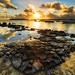 Sunset Blue Bay Beach - Mauritius