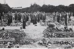 41-  29 juin 45 cimetière de Retaud - L'appel des morts du BM 2 pour la France - Fonds Amiel