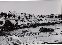 35- Avril 1945- Le port de Royan - Fonds Amiel