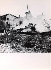 24-  15 avril 45 - Attaque du BM 2 sur Royan-  les Moulins de Didonne - Fonds Amiel