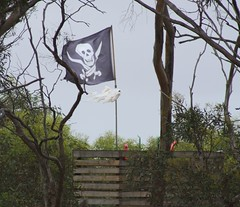 Pirate ship near Owen photo by Runabout63