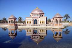 Reflections - Beautiful Oman! photo by Dunstan Fernando
