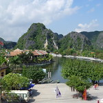 Tam Coc Baie d'Halong terrestre (Vietnam)