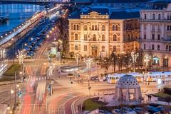 Szent Gellért tér photo by kareszzz