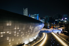 Seoul: Dongdaemun Design Plaza photo by stuckinseoul