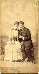 Archduchess Margarethe Klementine of Austria and her fiancé,  Albert, Prince of Thurn and Taxis photo by elinor04 Thanks for 15,000,000+ views!