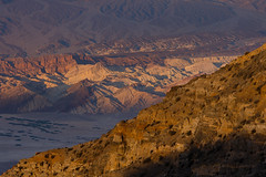 Zabriskie Point in Reverse photo by Jeffrey Sullivan