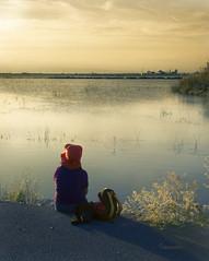 La mujer del lago photo by inmacor