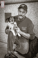 Street Portrait - With Best Friend photo by selmanphotos