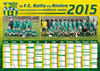 FCB calendrier 2015
