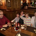 Spot of Dinner with Pete & Syl<br/>22 Nov 2014