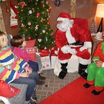Chatting with Father Christmas<br/>07 Dec 2014