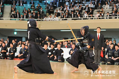 61th All Japan Police KENDO Tournament_057