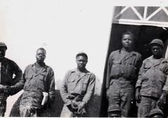 6 -1945- le BM 2 devant Royan- Nos dévoués infirmiers - Fonds Amiel
