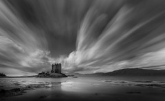 Castle Stalker photo by Billy Currie