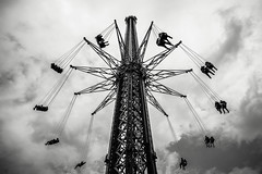 Tallest Swing Carousel, Prater Tower #1 photo by BoXed_FisH