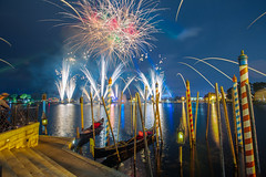 Fireworks over Italy [Explored 12/22/14 #49] photo by Kevin-Davis-Photography
