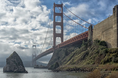 Golden Gate Bridge photo by Bridgeport Mike