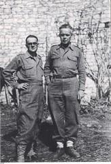 66 - 1945-  ltnts Henri Mabille et Jean Mondain 1945
