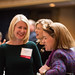 Luncheon Co-Chair Suzette Bulley greets guests, Openlands 2014 Annual Luncheon, Image: Chris Murphy