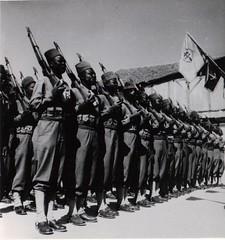 59-  18 juin 1945 5e cie BM 2 - Fonds Amiel